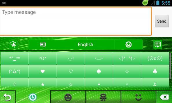 Keyboard Green Lights screenshot 12