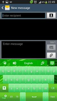 Keyboard Green Lights screenshot 1