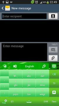 Keyboard Green Lights screenshot 2