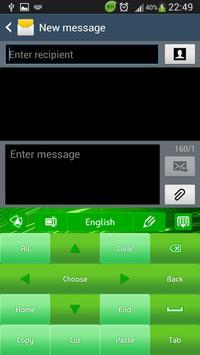 Keyboard Green Lights screenshot 3