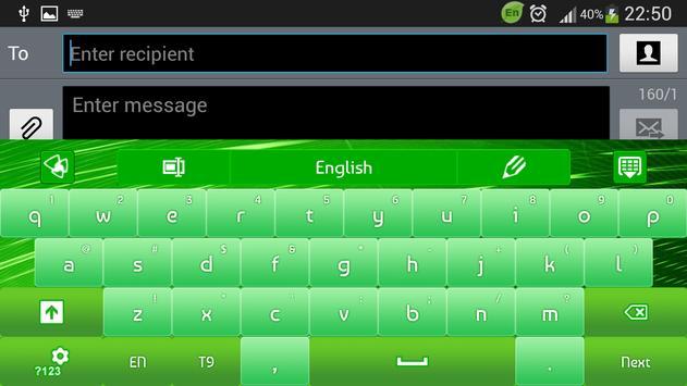 Keyboard Green Lights screenshot 4