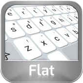 Keyboard Flat icon