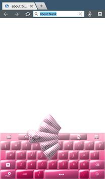 Candy Pink Keyboard screenshot 9
