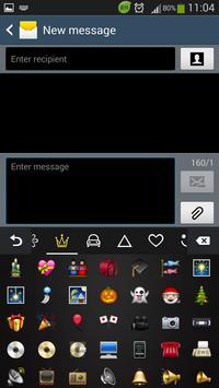 Glow Purple Keyboard screenshot 5