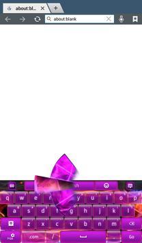 Glow Purple Keyboard screenshot 8