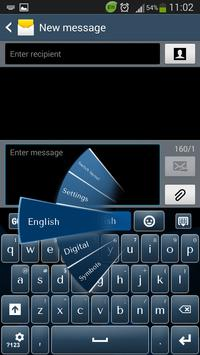 Keyboard Theme for Phone poster
