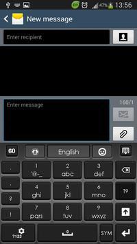 Smartphone Keyboard screenshot 3