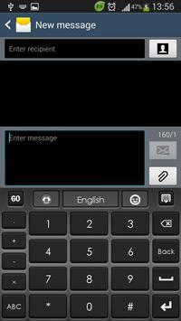 Smartphone Keyboard screenshot 4
