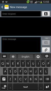 Smartphone Keyboard screenshot 6