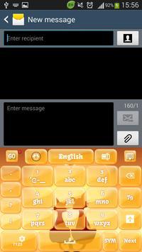 Love Cats Keyboard apk screenshot