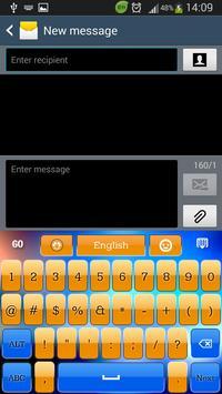 Super Colors Keyboard screenshot 2