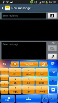 Super Colors Keyboard apk screenshot
