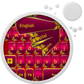 Royal Butterfly Keyboard icon