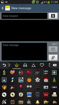 Green Color Keyboard apk screenshot