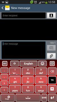 Red Keyboard screenshot 3