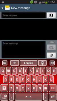 Red Keyboard screenshot 6
