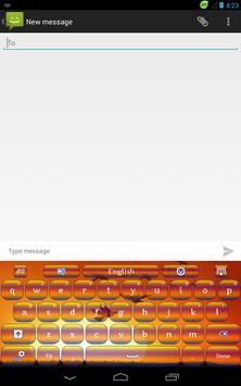 GO Keyboard Sunset apk screenshot