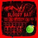 Bloody Bat GO Keyboard Theme APK