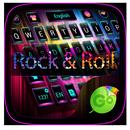 Rock & Roll GO Keyboard Theme APK