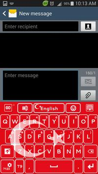 Turkish Keyboard apk screenshot