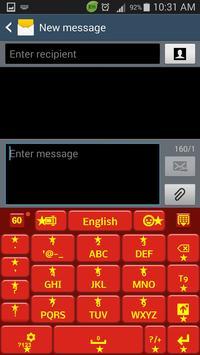 Vietnamese Keyboard screenshot 4
