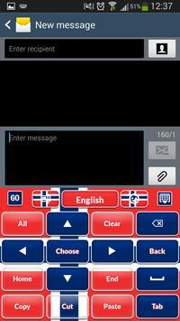 Norwegian Keyboard screenshot 3