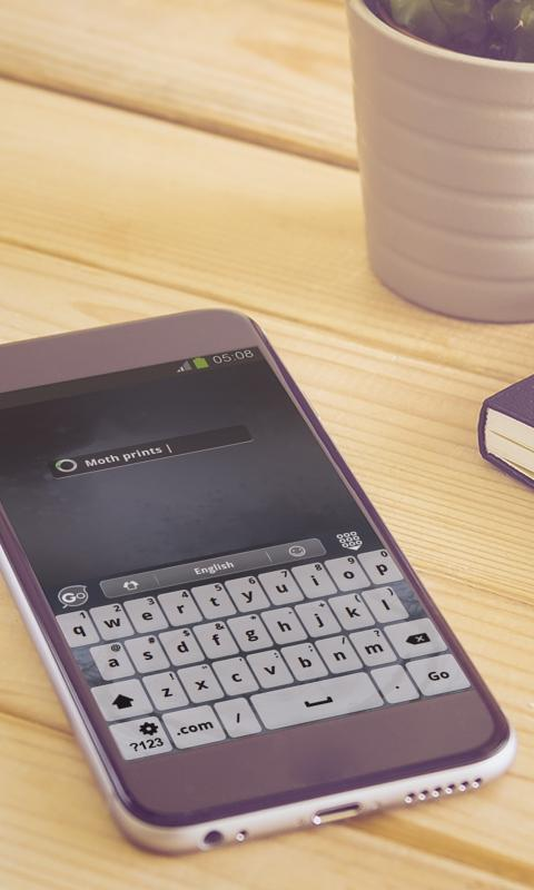 Impresiones Polilla Keyboard Descarga APK - Gratis Personalización ...