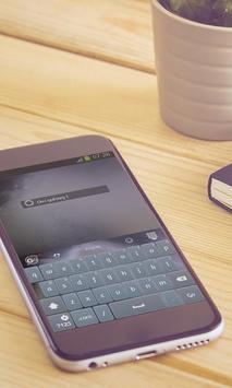 Our galaxy Keyboard Design apk screenshot