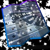 Art of love Keyboard Design icon