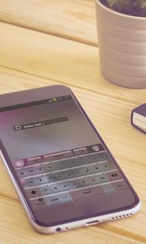 Color dust Keyboard Design apk screenshot