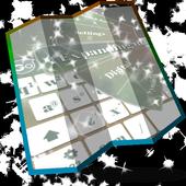 Expanding universe Keyboard icon