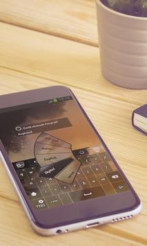 Earth elements Keyboard Design apk screenshot