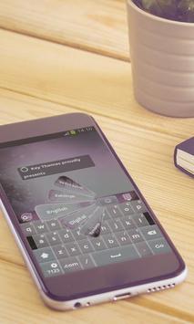 Fade Keyboard Design apk screenshot