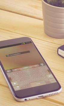 Fire Levitation Keyboard apk screenshot