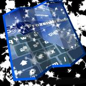 Frozen dreams Keyboard Design icon