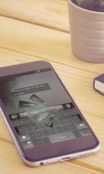 Glass cubes Keyboard Design screenshot 3