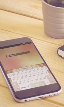Horse Keyboard Design apk screenshot