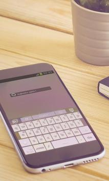 Infinite spin Keyboard Design apk screenshot