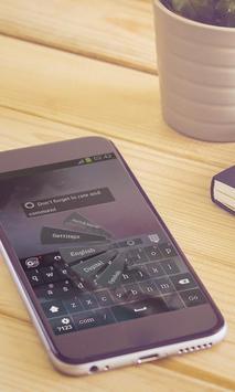 Inner light Keyboard Design apk screenshot