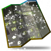 Perfect circles Keyboard icon