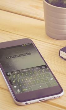 Perfect circles Keyboard apk screenshot