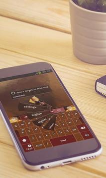 Unknown worlds Keyboard Design apk screenshot