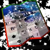 Winter eclipse Keyboard Design icon