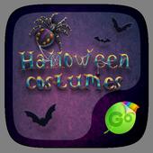 Halloween Costumes GO Theme icon