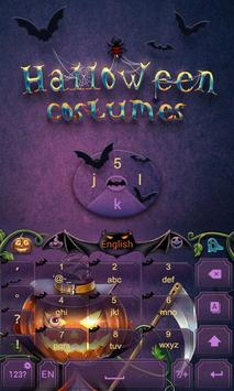 Halloween Costumes GO Theme apk screenshot
