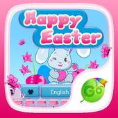 Happy Easter Go Keyboard Theme icon