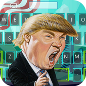 Trump Keyboard Theme icon