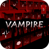 Vampire Keyboard Theme icon