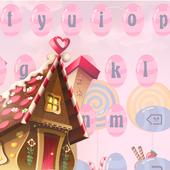 Candy Keyboard Theme icon
