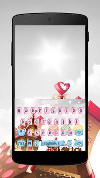 Candy Keyboard Theme apk screenshot